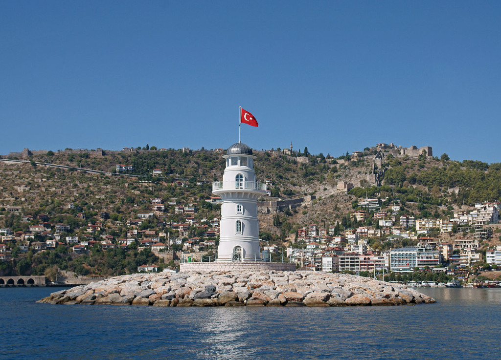 המגדלור של אלניה, צילום: kaller
