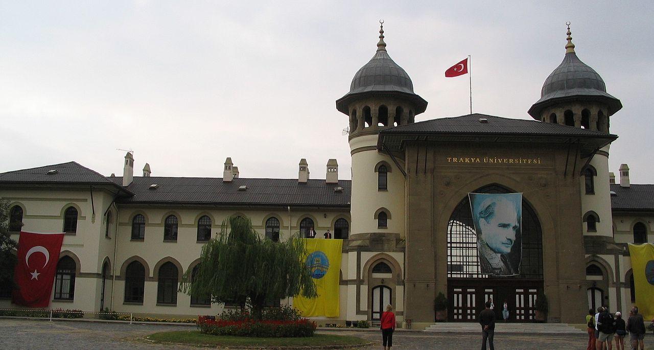 אדירנה, אוניברסיטת טראקיה צילום: Piotr Tysarczyk