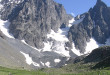 הר קצ'קר – שלג וצמחייה אלפינית