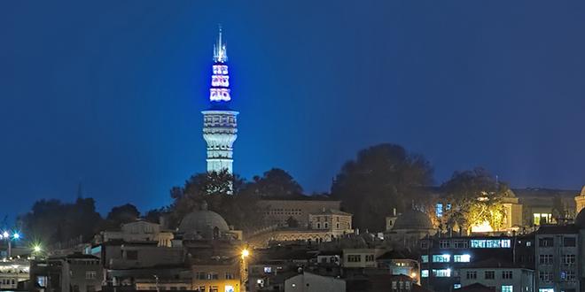 מגדל ביטזיט - Beyazit tower