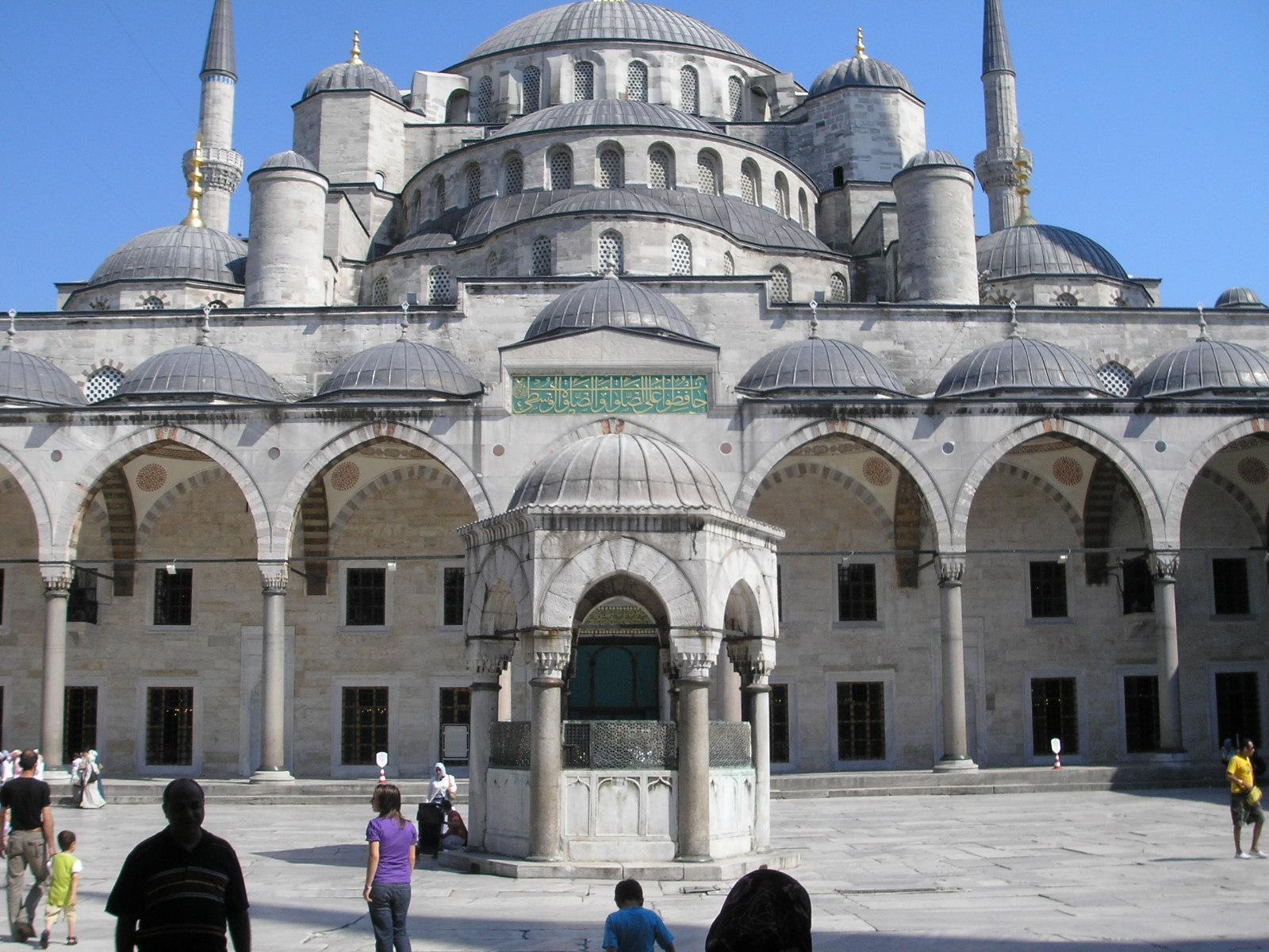 המסגד הכחול