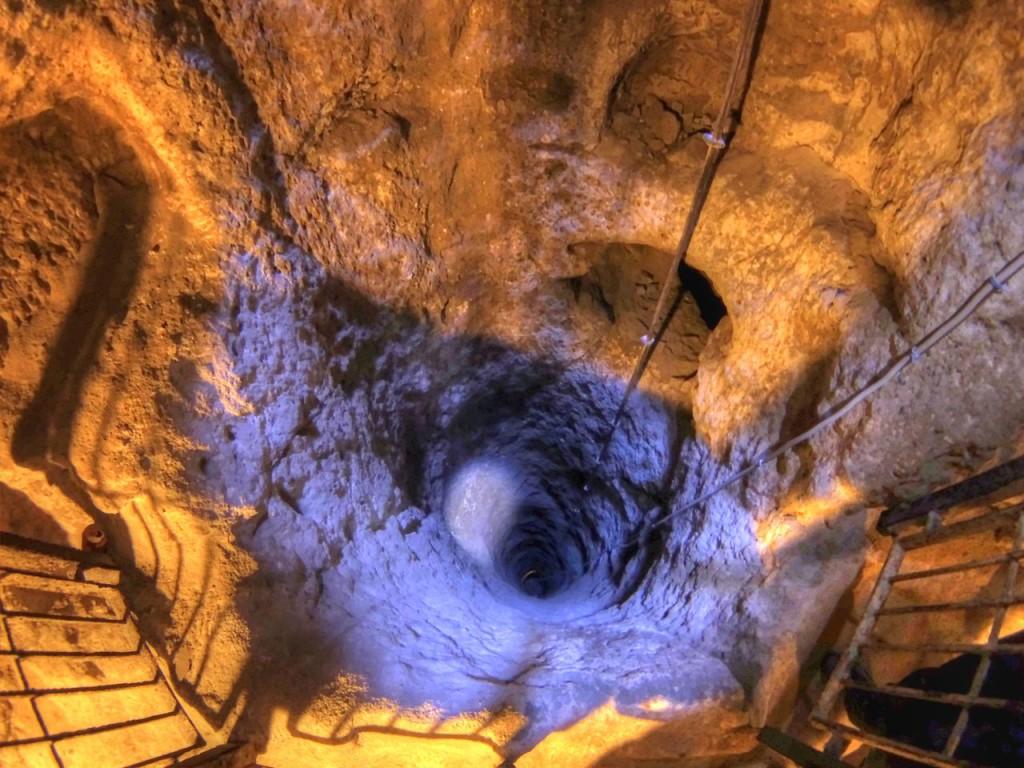 העיר התת-קרקעית של דרינקויו צילום: © Nevit Dilmen