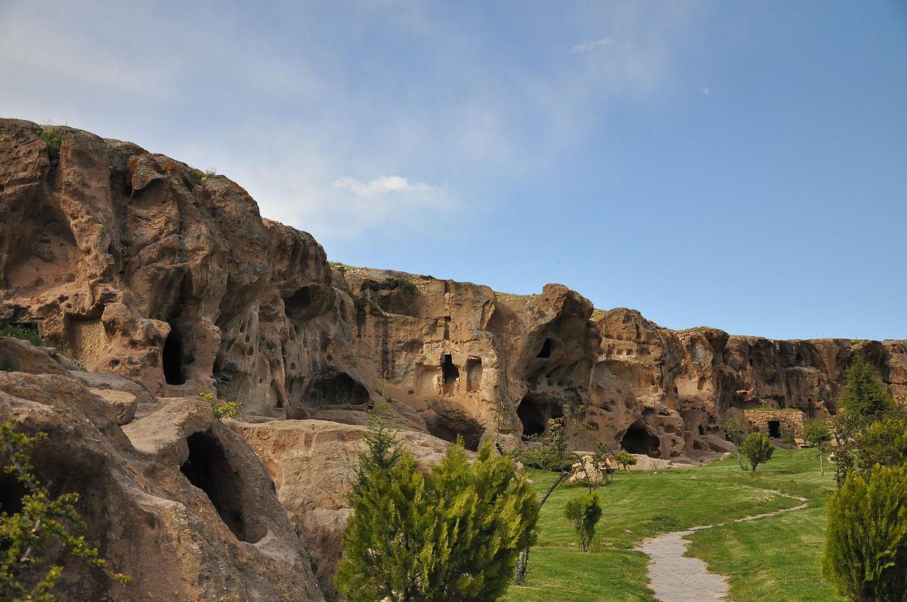 מנזר אסקיגומושלר צילום: Ciftehan51