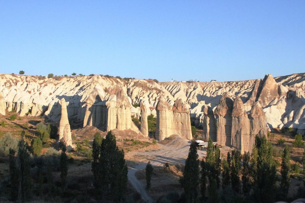 קפדוקיה, עמק האהבה, צילום: Jbribeiro1