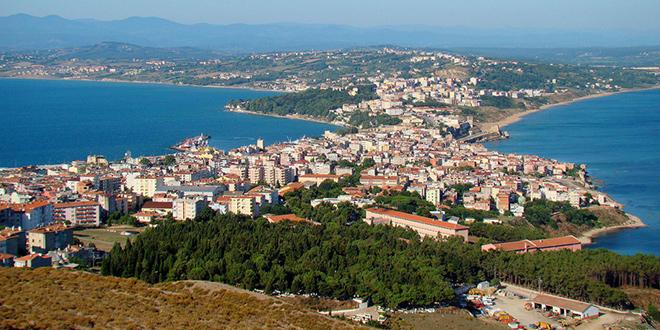 סינופ – עיר נמל מתקופת החתים