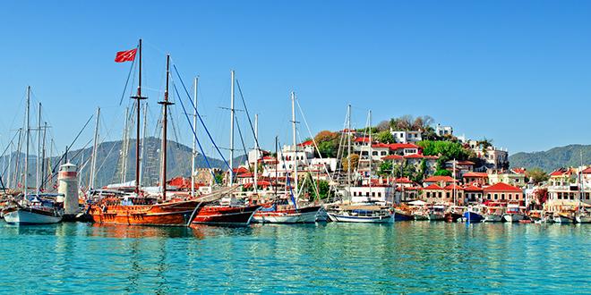 מרמריס - תיירות לחוף הים התיכון