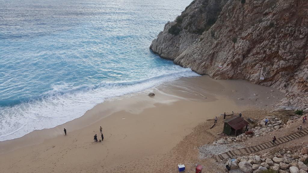 חוף קאפוטאש - קאש צילום: אייל פרץ